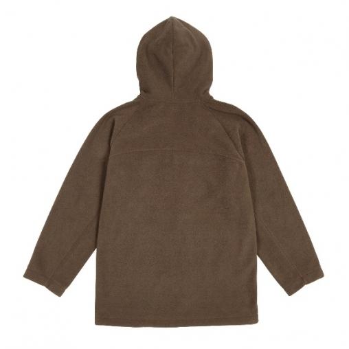 Флисовая куртка на молнии с капюшоном JACKET PRO 02 унисекс