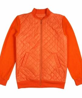 Стеганая куртка на молнии BOMBER PRO 01 мужская