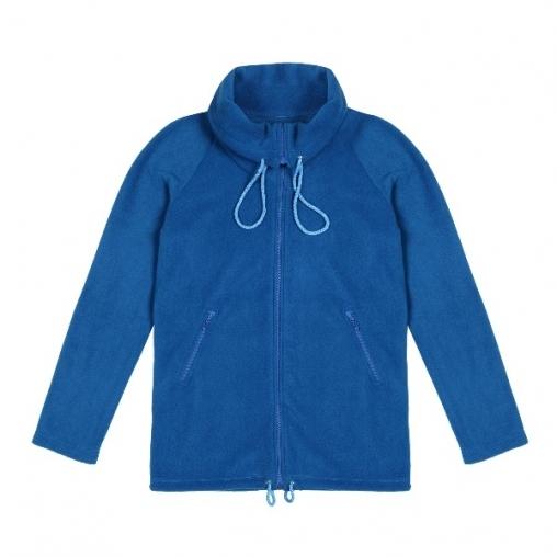 Флисовая куртка на молнии с воротником DONNA PRO 02 женская