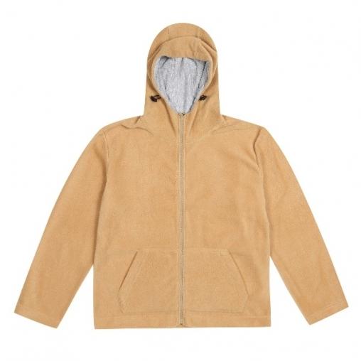 Флисовая куртка на молнии с капюшоном JACKET PRO 01 унисекс