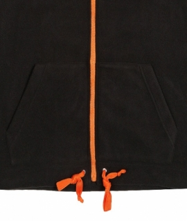 Флисовая фуфайка на молнии с воротником-стойкой SPORT PRO 01 унисекс