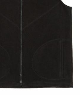 Флисовый жилет на молнии VEST PRO 01 унисекс